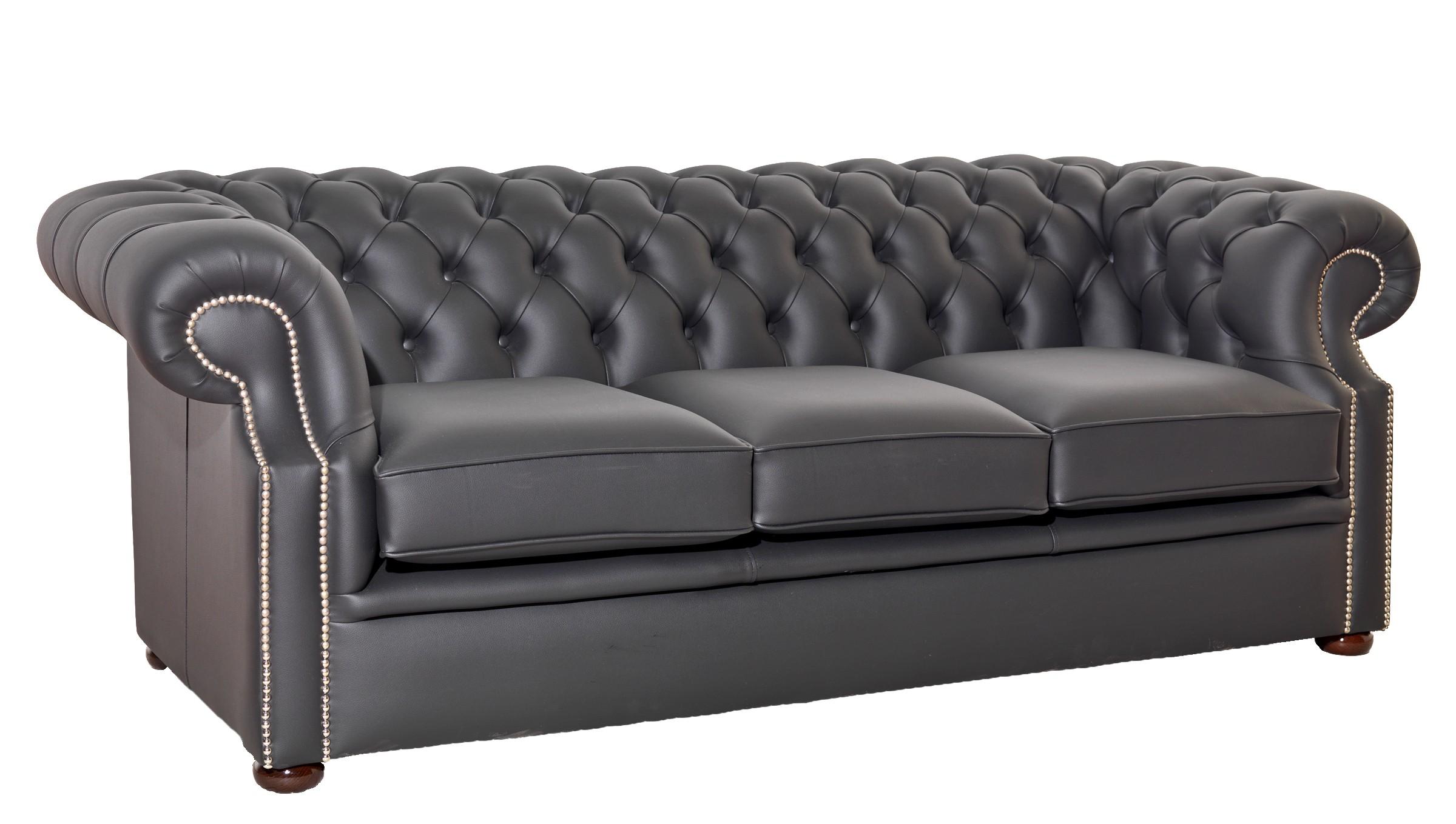 - Roma Leather Chesterfield Sofa – Kelvin Furniture