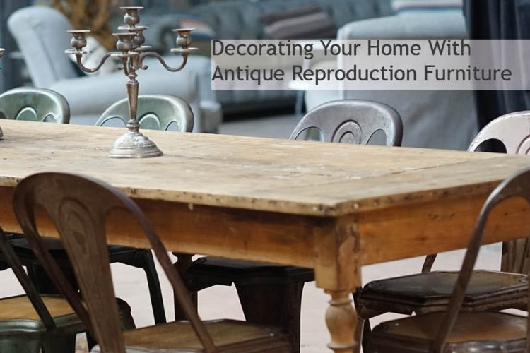 antique reproduction furniture image