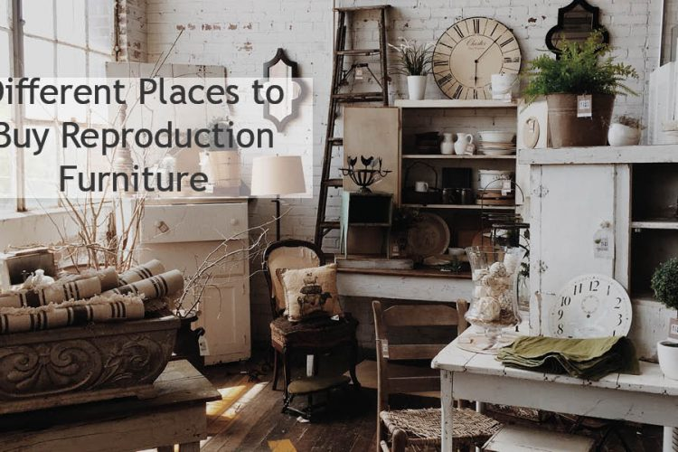 places to buy reproduction furniture image