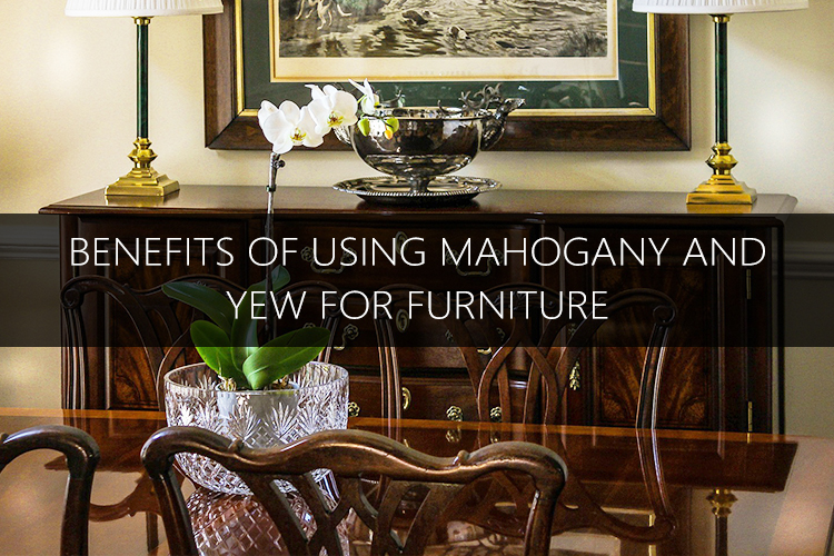 mahogany and yew benefits